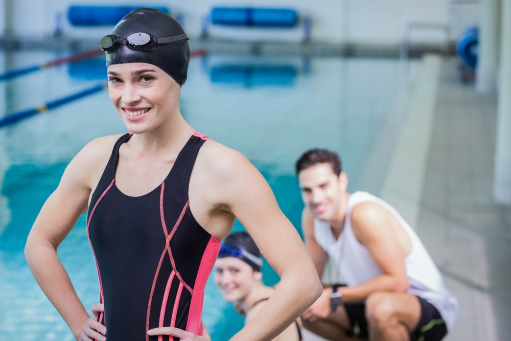 A New Year: Getting Organized To Swim In College